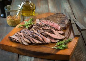 Balsamic Rosemary London Broil Recipe