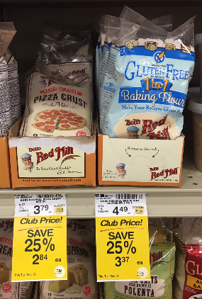 Bob's Red Mill Sale, Pay as Low as $1.64