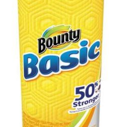 Bounty Basic Coupon, Pay $0.50