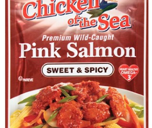 Chicken of the Sea Coupon, Pay $0.50 for Salmon