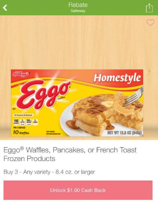 Eggo Coupon, Pay as Low as $0.67