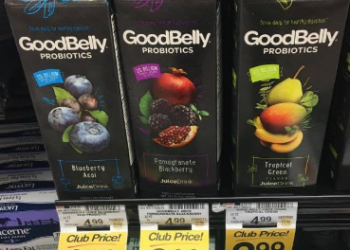 GoodBelly Coupons, Pay as Low as $0.99