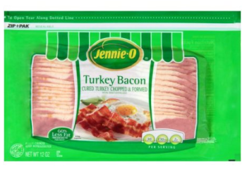 Jennie-O Turkey Bacon Coupon, Pay $1.50
