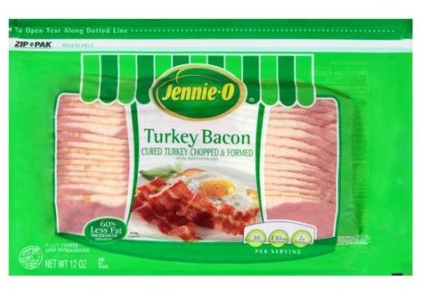 Jennie-O Turkey Bacon Coupon, Pay $1.50