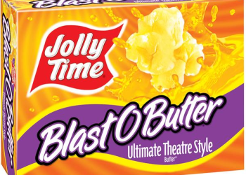 Jolly Time Popcorn Coupon, Pay $1.00