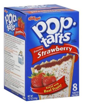 Kellogg's Pop Tarts Coupon, Pay $0.67