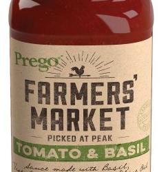 Prego Farmers' Market Coupon, Pay $1.50