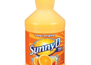 New Sunny-D Coupon Stack, Pay Just $.19 for 64 oz and Save 90%