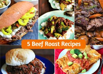 5 Beef Roast Recipes