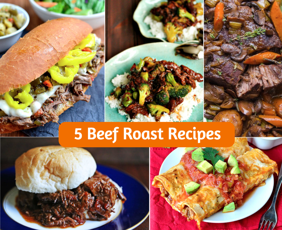 beef roast recipes