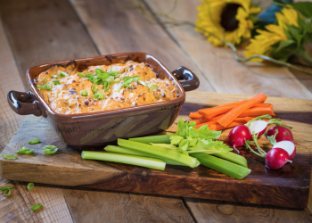 Buffalo Chicken Dip – Perfect Appetizer for The Big Game