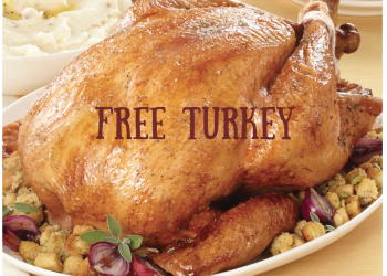 FREE Turkey Promotion at Safeway