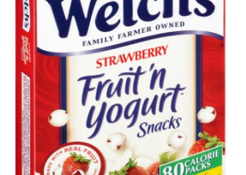 Welch's Coupon – $1 MONEYMAKER When You Buy 2 Boxes