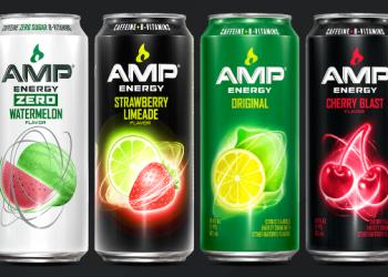 FREE Amp Energy Drink