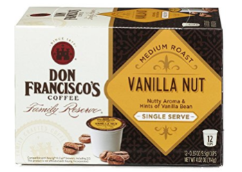 Don Francisco Coffee for $2.99 – Save 63%