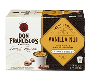 Don Francisco Coffee for $2.99 - Save 63%