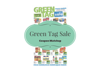 Safeway Green Tag Sale and Coupon Matchup – Buy 4, Save $2