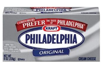 Cook with Kraft – Philadelphia Cream Cheese $0.99
