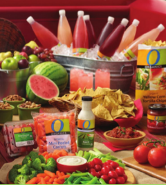Safeway O Organics Baby Food
