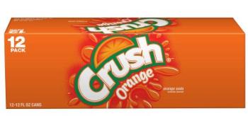 Sierra Mist, Schweppes, and Crush 12 Packs – As Low as $1.97
