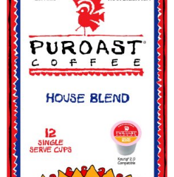 Save 75% on Puroast K-Cups, Pay $2.24