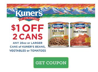 kuners coupon