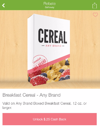 Quaker Cereal Sale - as Low as $0.88