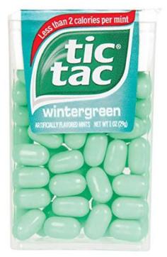 tic-tac-wintergreen