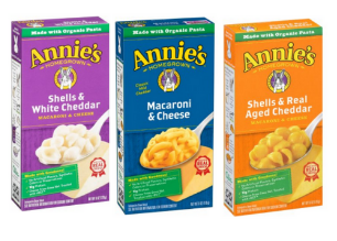 FREE Annie's Mac and Cheese – $0.25 MONEYMAKER