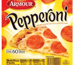 Armour Pepperoni – Less Than a Buck
