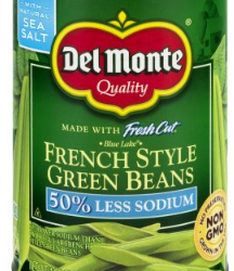 Del Monte Coupon – Pay $0.40 for Canned Veggies