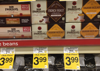 Save 75% on Don Francisco's K-Cups – Pay $1.99