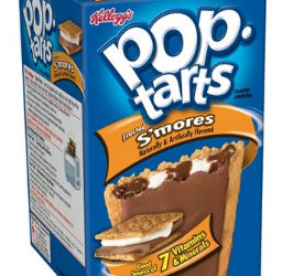 Kellogg's Pop-Tarts for $0.88 – Savings of up to 65%
