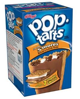 Kellogg's Pop-Tarts for $0.88 - Savings of up to 65%