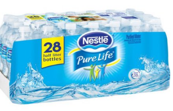 Nestle Pure Life Water, Only $1.50 – as Low as $0.05 Per Bottle
