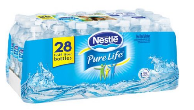 Nestle Pure Life Water, Only $1.50 - as Low as $0.05 Per Bottle