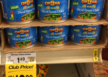 Ortega Green Chiles – Save 66%, Pay Just $0.50