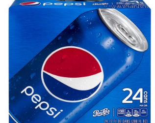 Pepsi 24 Packs for Only $4.49 – $0.19 Per Can