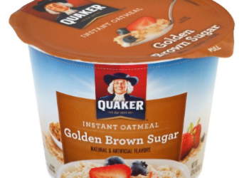 Quaker Sale at Safeway – Pay as Low as $0.50