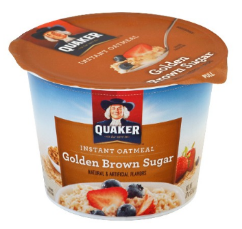Quaker Sale at Safeway - Pay as Low as $0.50