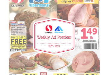 safeway weekly ad preview