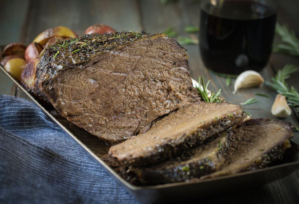 crockpot beef roast