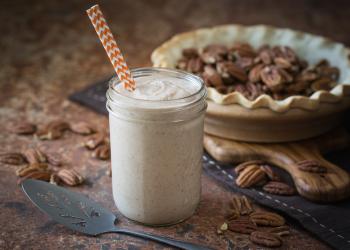 Pecan Pie Smoothie Recipe Using Sale Ingredients from Safeway