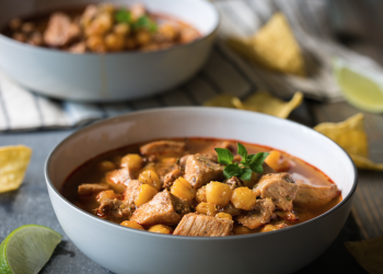 Crockpot Posole Recipe Using Pork Roasts on Sale at Safeway
