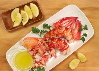 How to Steam a Whole Lobster