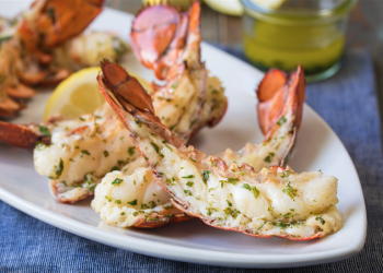 Grilled Lobster Tails Recipe for Lobster Tails on Sale at Safeway