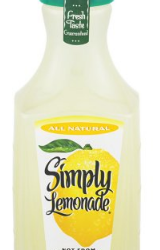 Save 50% on Simply Lemonade – Pay Just $1.50
