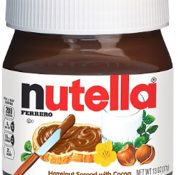 Nutella Coupon – Pay Just $1.99, Save 60%