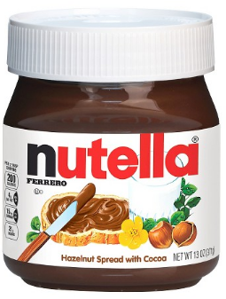 Nutella Coupon - Pay Just $1.99, Save 60%