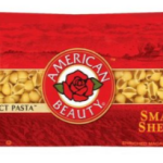 American Beauty Pasta Just $.50 With Coupon and Sale